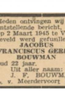 BOUWMAN, J.F.G.